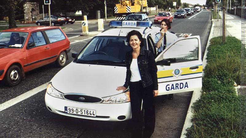 2001 GARDA CEAMARA GAFA