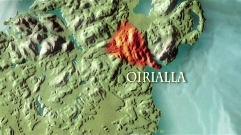 Oirialla - Atlantis na hÉireann