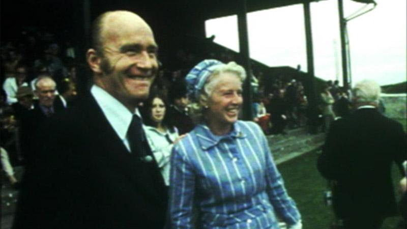 Uachtarán - Paddy Hillary