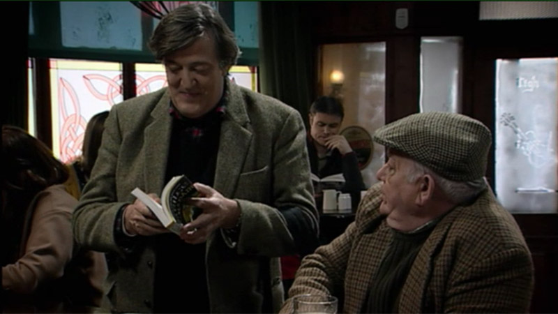 Ros na Rún - Stephen Fry
